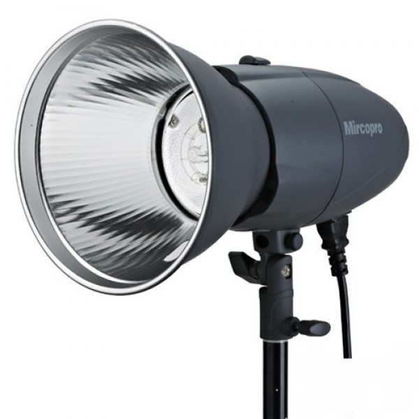 Flash de studio Mircopro MQ200S